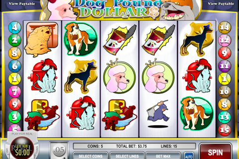 dog pound dollars rival slot