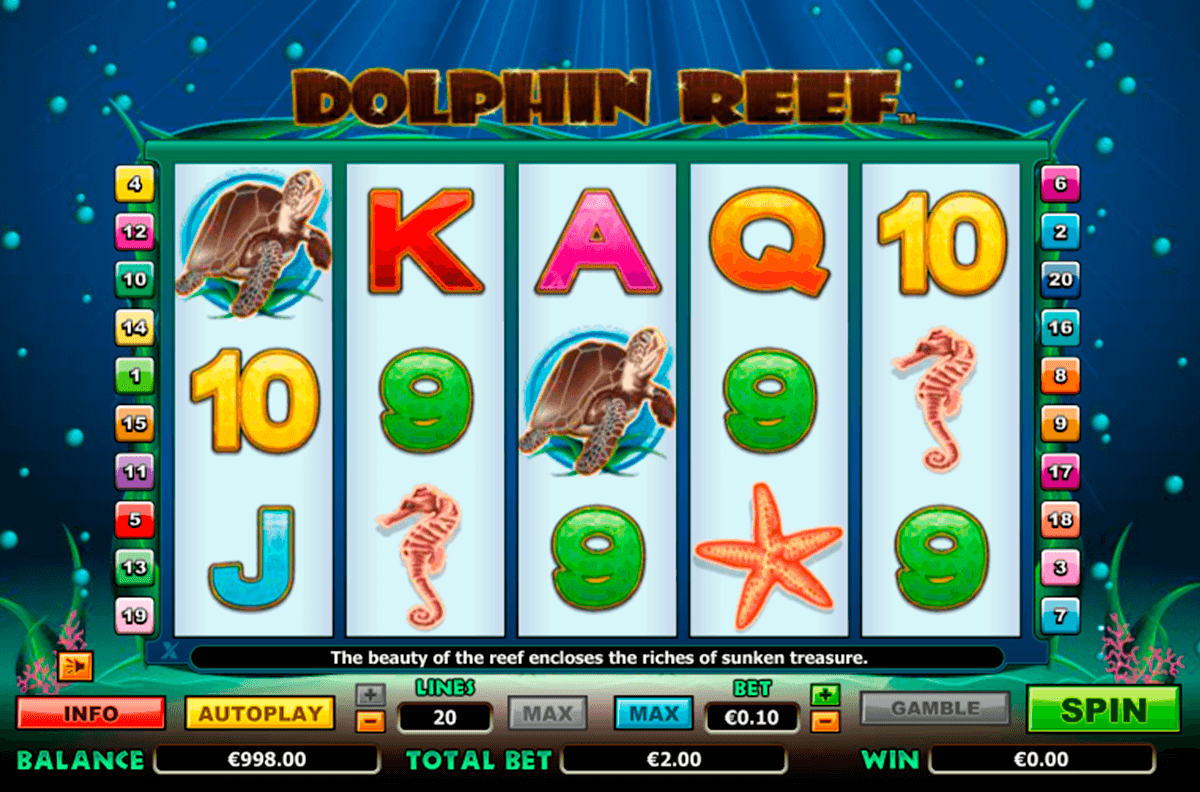 dolphin reef nextgen gaming slot