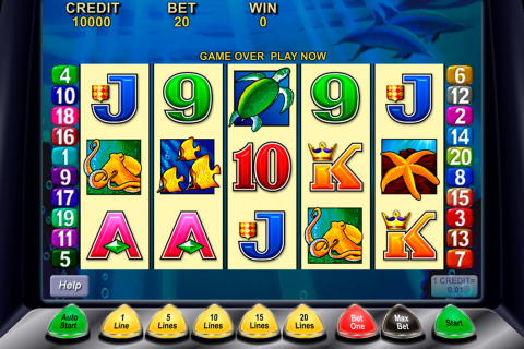 dolphin treasure aristocrat slot