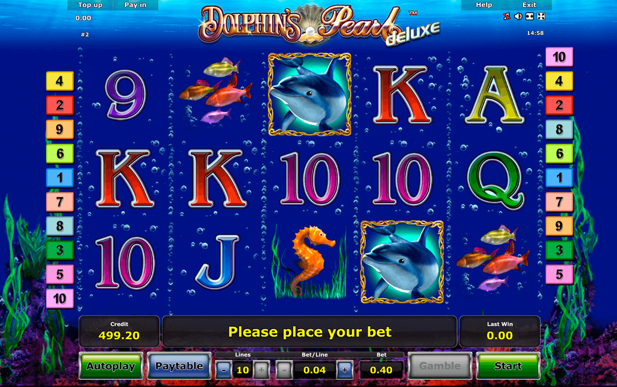 Spiele DolphinS Pearl - Video Slots Online