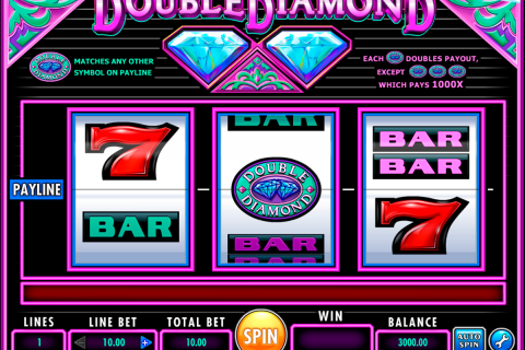 double diamond igt slot