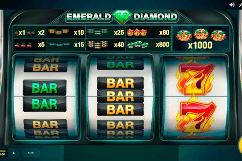 emerald diamond red tiger slot