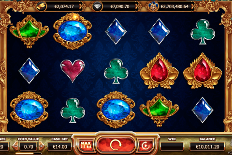 empire fortune yggdrasil slot