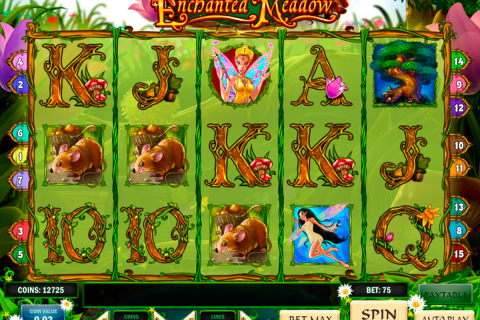 enchanted meadow playn go slot