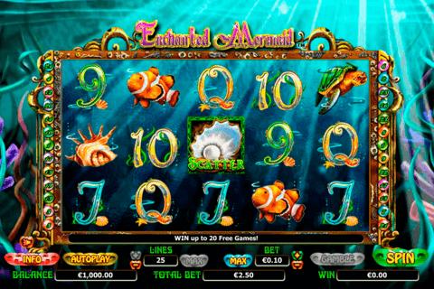 enchanted mermaid netgen gaming slot