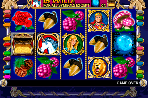 enchanted unicorn igt slot