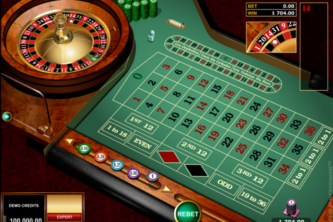 european roulette gold series microgaming online