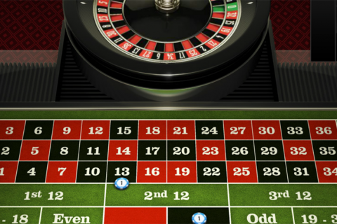 european roulette netent online