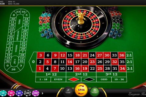european roulette red tiger online