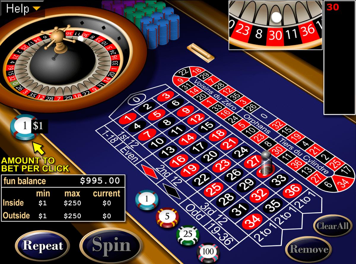 european roulette rtg online