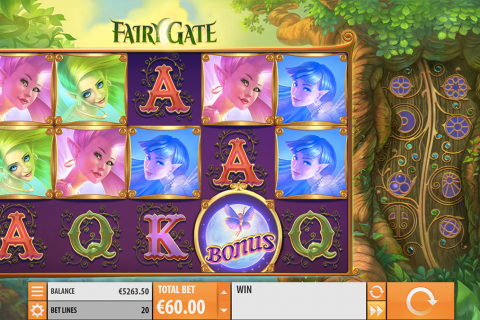 fairy gate quickspin slot