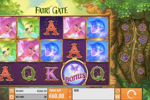 fairy gate quickspin slot