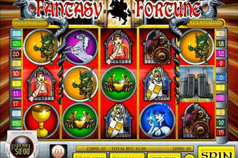 fantasy fortune rival slot