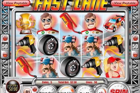 fast lane rival slot