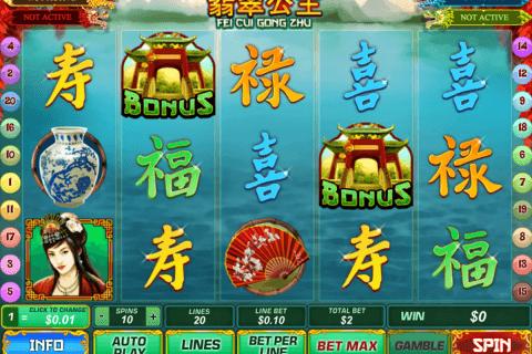 fei cui gong zhu playtech slot