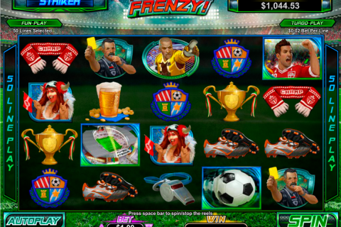 football frenzy rtg slot