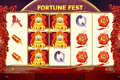 fortune fest red tiger slot