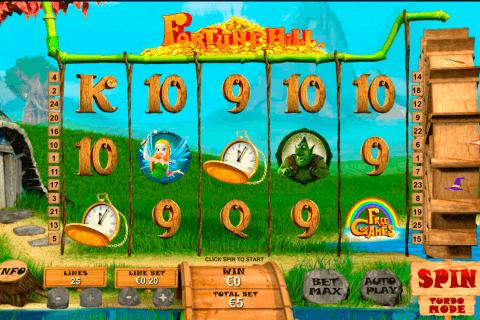 fortune hill playtech slot