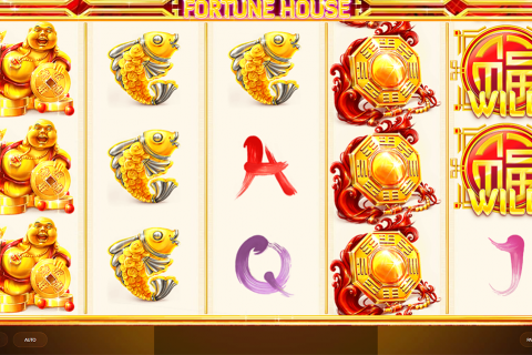 fortune house red tiger slot