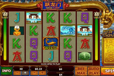 fortune jump playtech slot