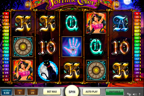 fortune teller playn go slot