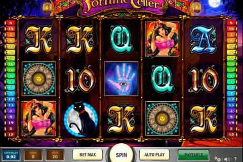 fortune teller playn go slot