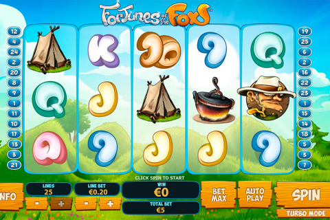 foy fortunes playtech slot