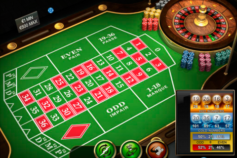 french roulette pro series netent online