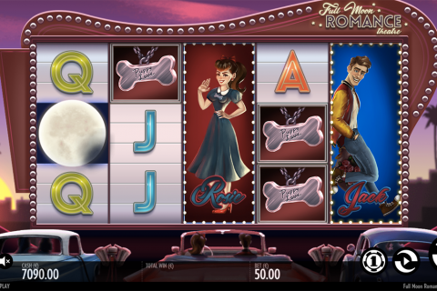 full moon romance thunderkick slot