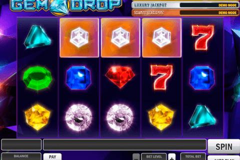 gem drop playn go slot