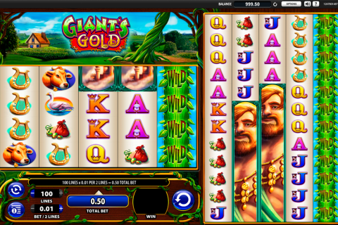giants gold wms slot