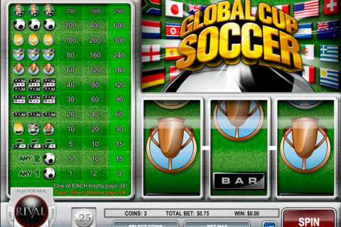 global cup soccer rival slot