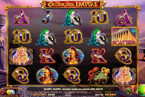 glorious empire netgen gaming slot