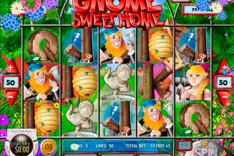 gnome sweet home rival slot