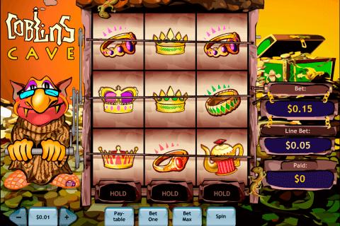 goblins cave playtech slot