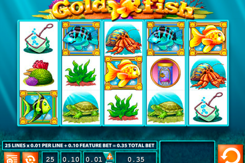 gold fish wms slot