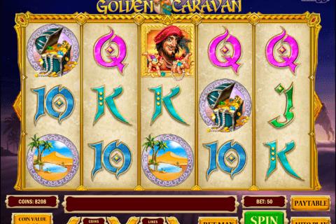 golden caravan playn go slot