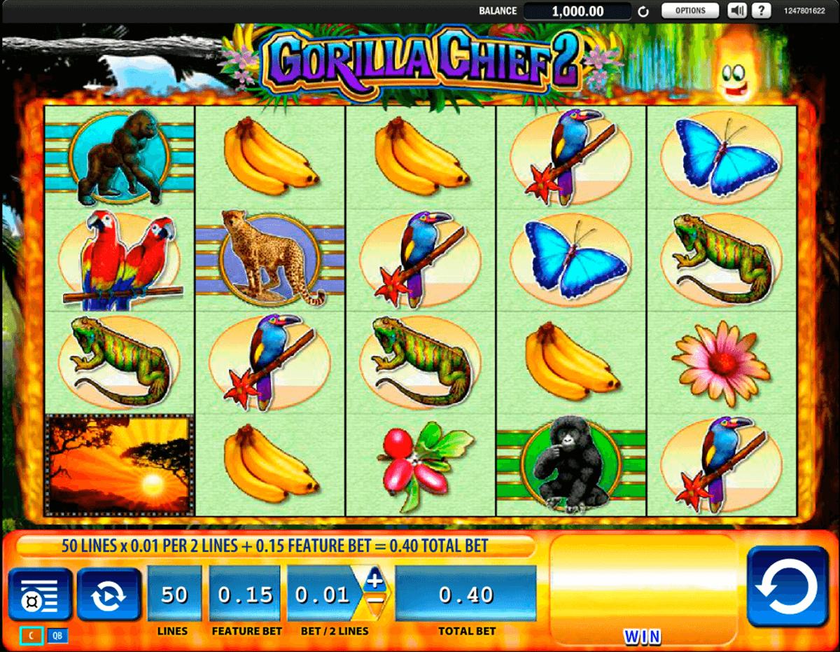 gorilla chief 2 wms slot