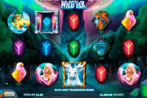 great wild elk netgen gaming slot
