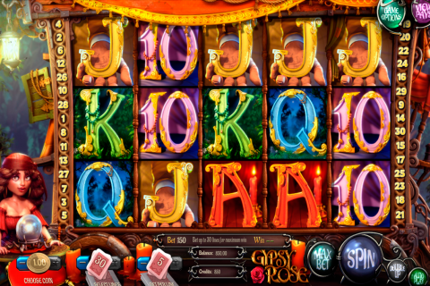 gypsy rose betsoft slot