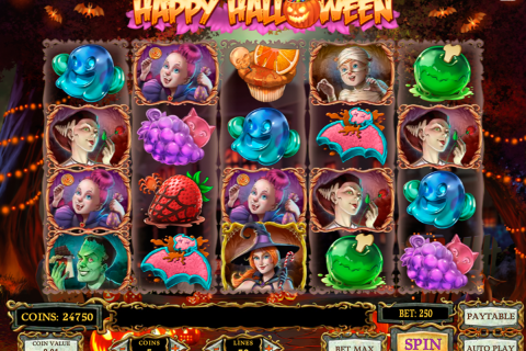 happy halloween playn go slot