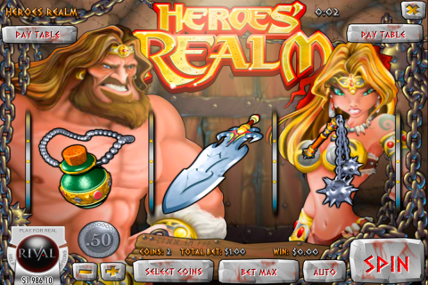 heroes realm rival slot
