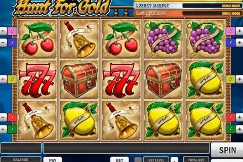 hunt for gold playn go slot