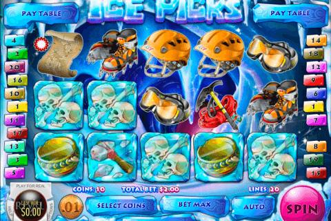 ice picks rival slot