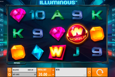 illuminous quickspin slot