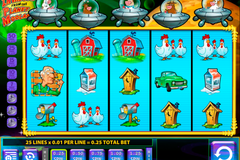 invaders from the planet moolah wms slot