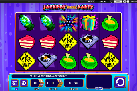 jackpot block party wms slot