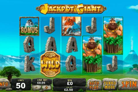 jackpot giant playtech slot