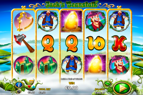 jacks beanstalk netgen gaming slot