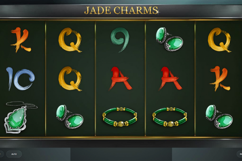 jade charms red tiger slot